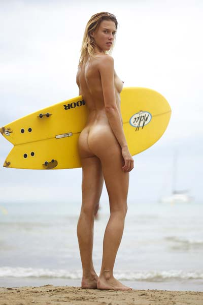 Its time for surfing