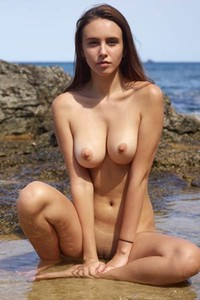 Alisa is busty brunette that will make your dreams much better