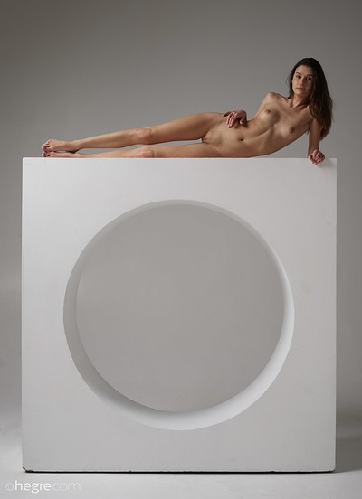 Cristin in Figure And Form from Hegre Art